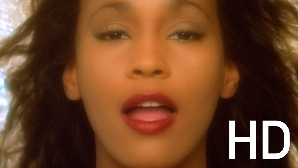 Watch Whitney Houston S Run To You Music Video In Hd Whitney Houston Official Site