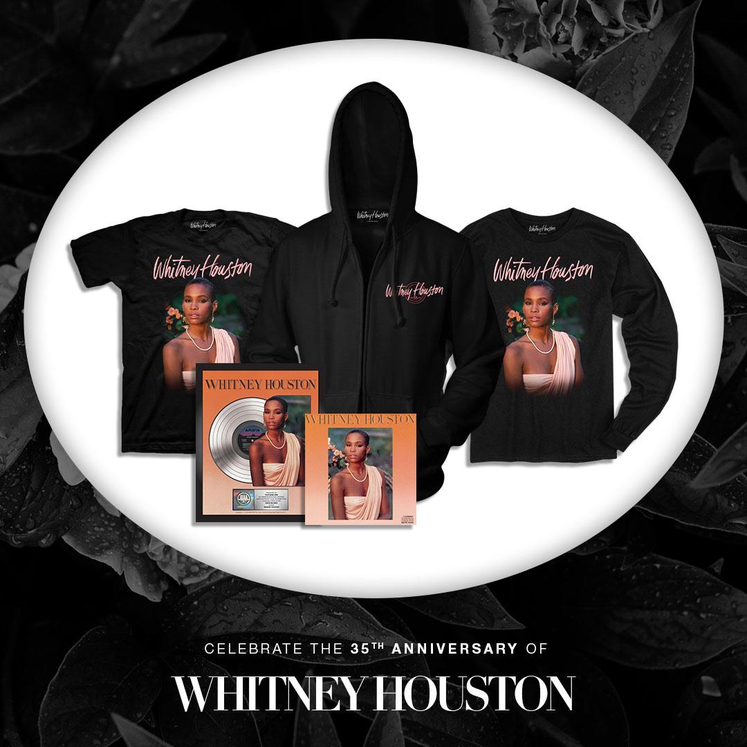 Celebrate the 35th Anniversary of Whitney Houston