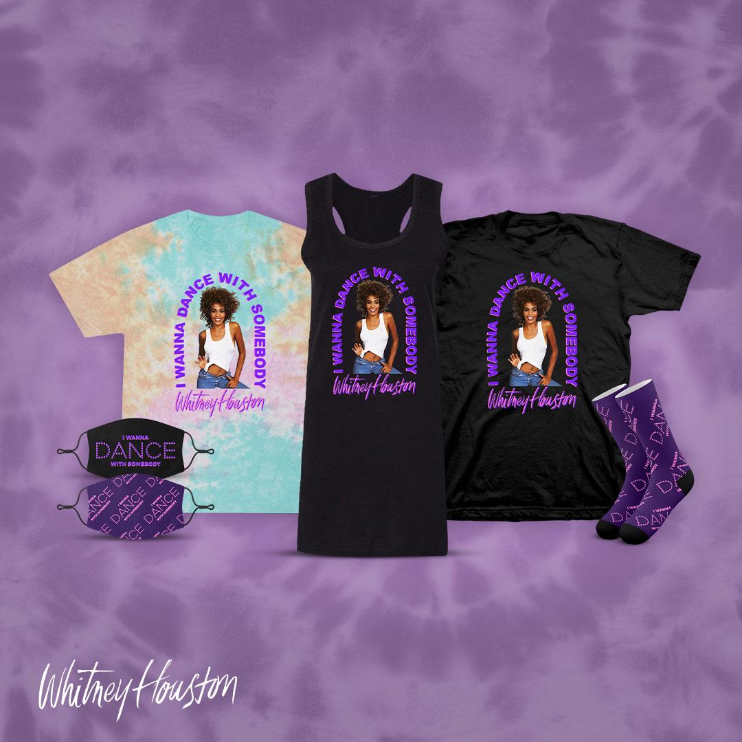 Whitney Houston Merchandise