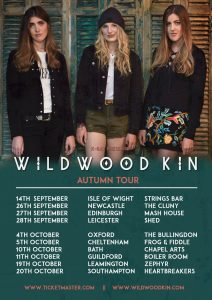 WE ARE GOING ON AN AUTUMN TOUR!