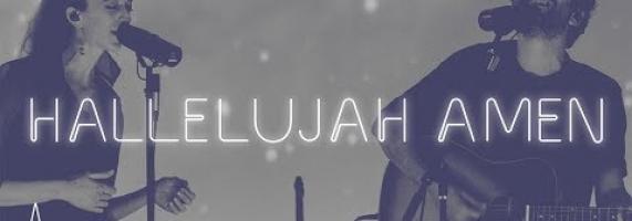 Vertical Worship - Hallelujah Amen ft. Jon Guerra (Live at the Planetarium)