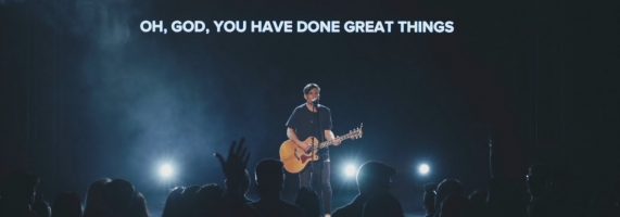 Phil Wickham - Great Things (Singalong 4 Live)