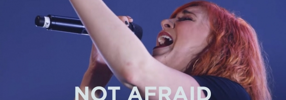 Jesus Culture - Not Afraid (Live)
