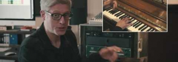Matt Maher - Abide with Me: Tutorial