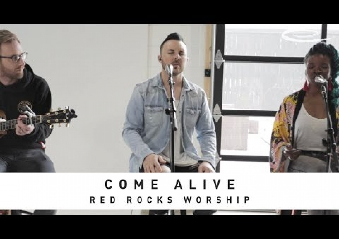 RED ROCKS WORSHIP - Come Alive: Song Session