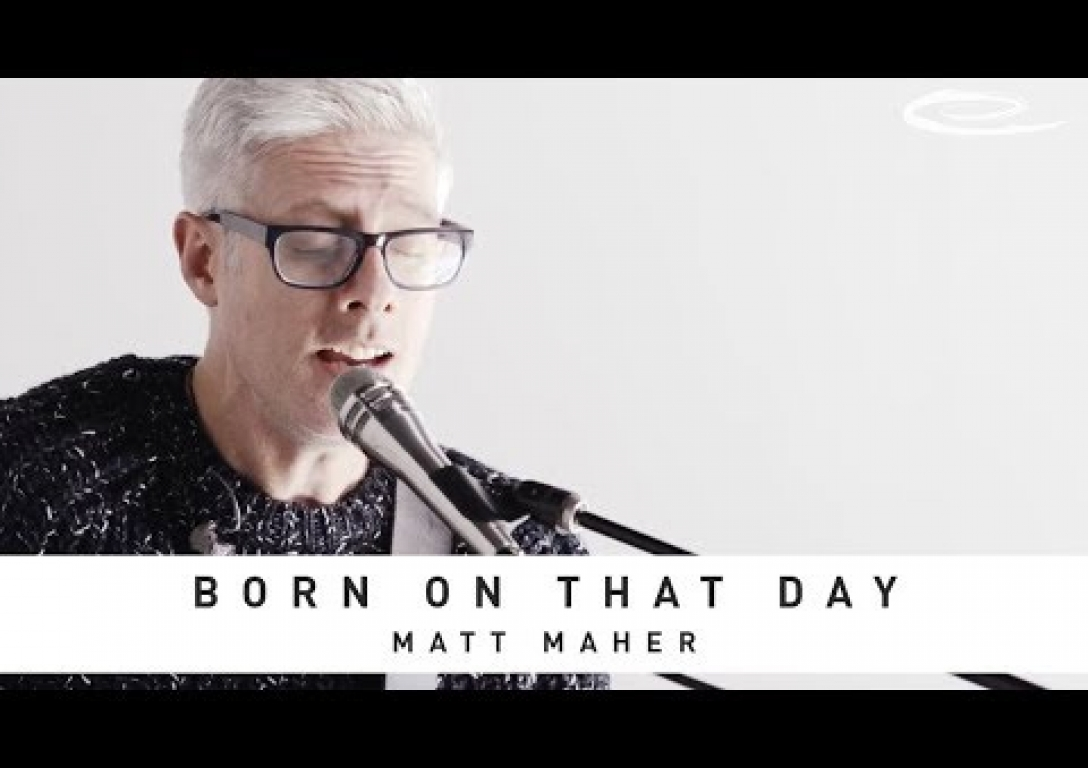 MATT MAHER - Born On That Day: Song Session