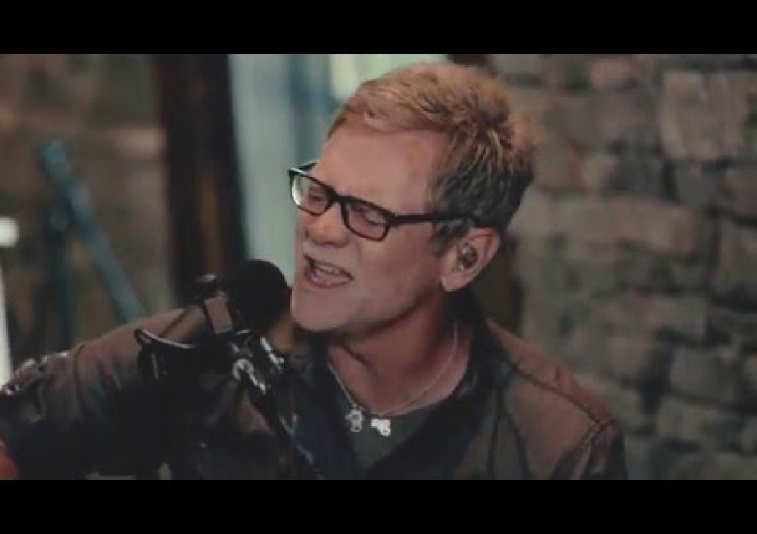 STEVEN CURTIS CHAPMAN - Amen: Song Session