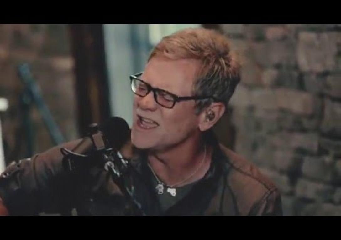 STEVEN CURTIS CHAPMAN - Amen: Song Session