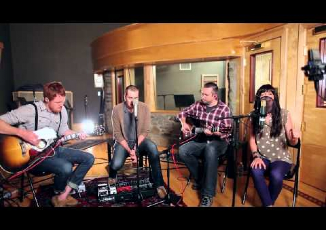 VERTICAL CHURCH BAND - Not For A Moment: Song Sessions