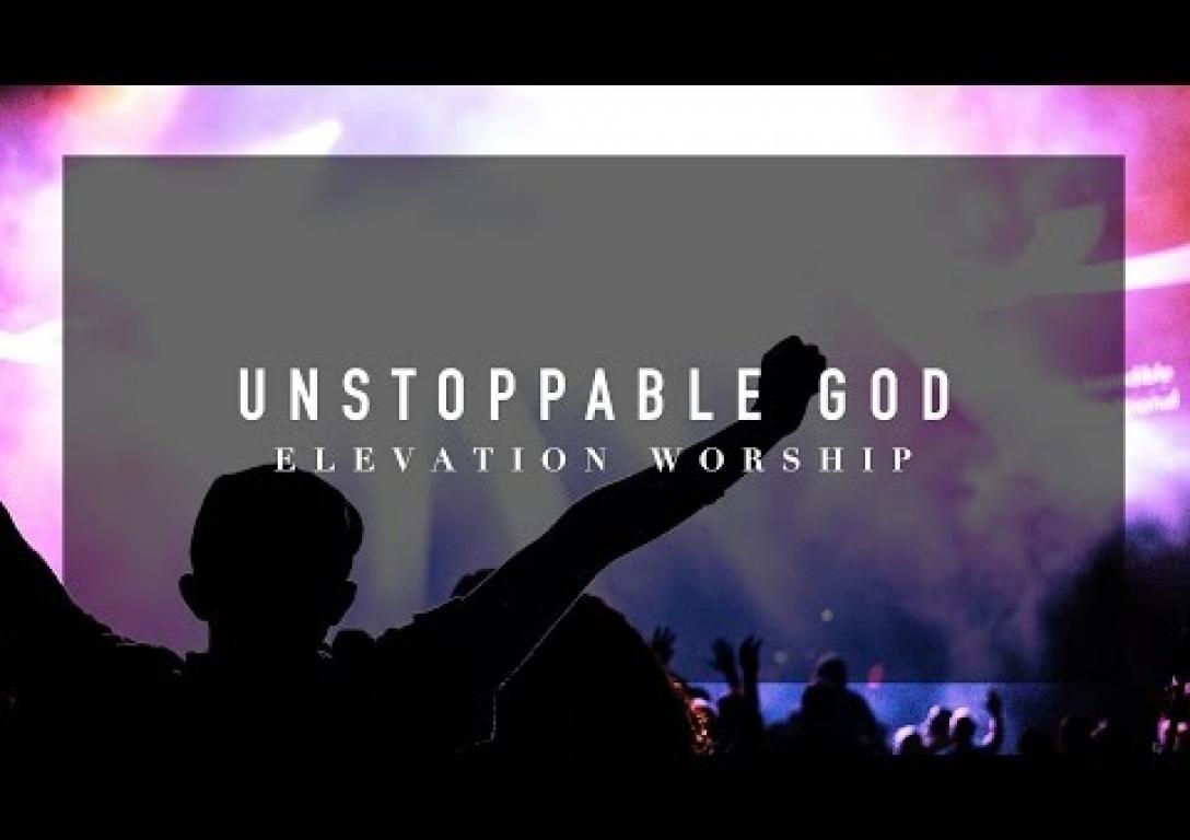 Unstoppable God (LIVE)