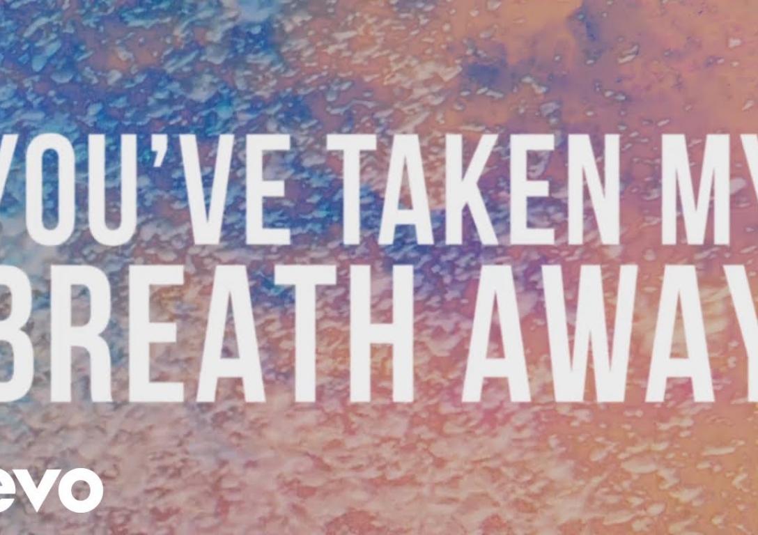 Phil Wickham - Breath Away (Official Lyric Video)