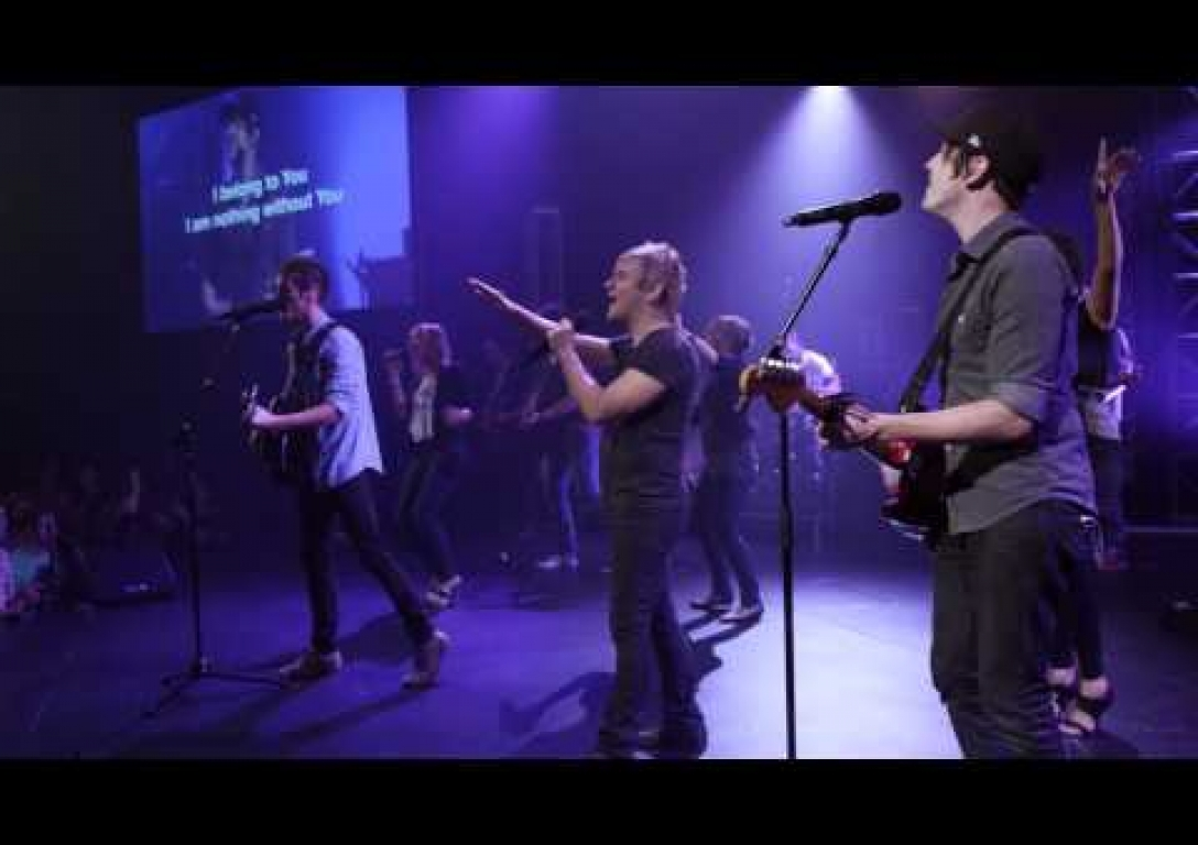 """Be Lifted High"" - ELEVATION WORSHIP"
