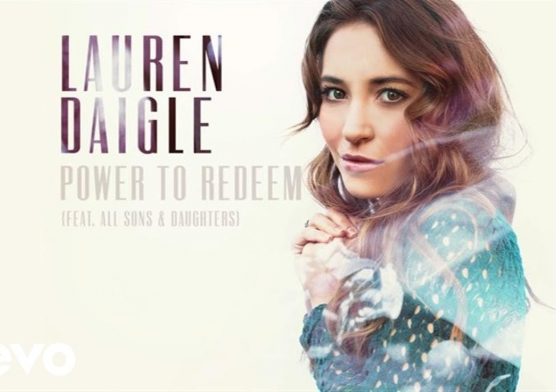 Lauren Daigle - Power To Redeem (Audio) ft. All Sons & Daughters