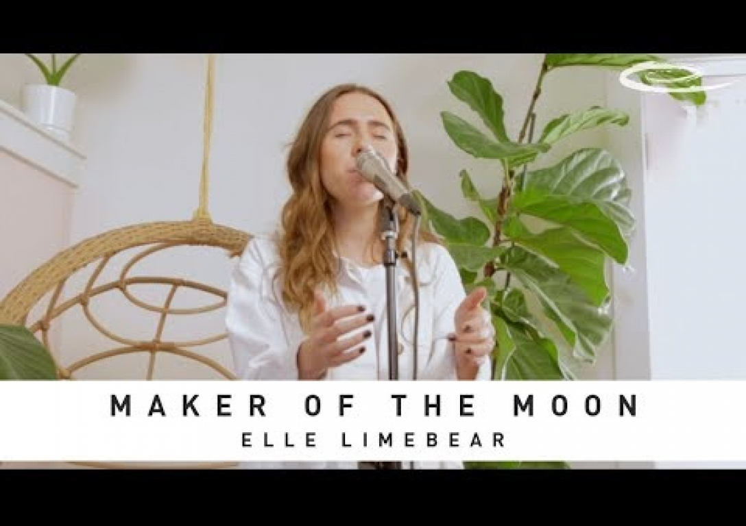 ELLE LIMEBEAR - Maker Of The Moon: Song Session