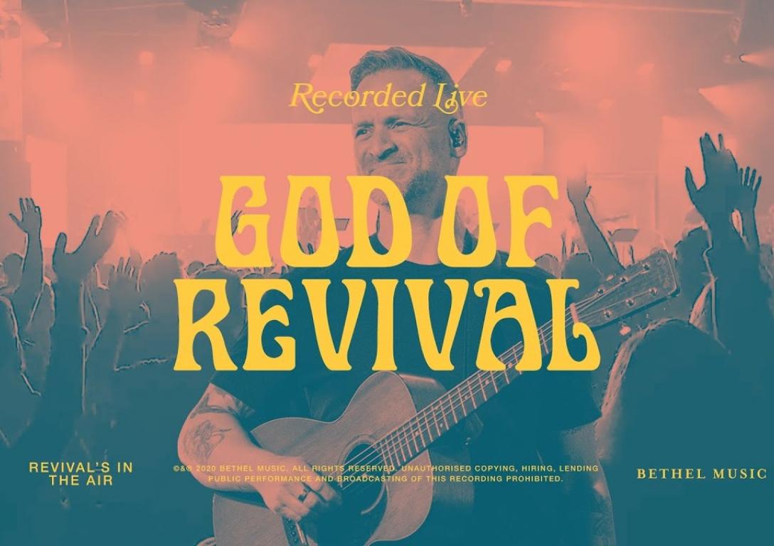 God of Revival - Bethel Music feat. Brian and Jenn Johnson