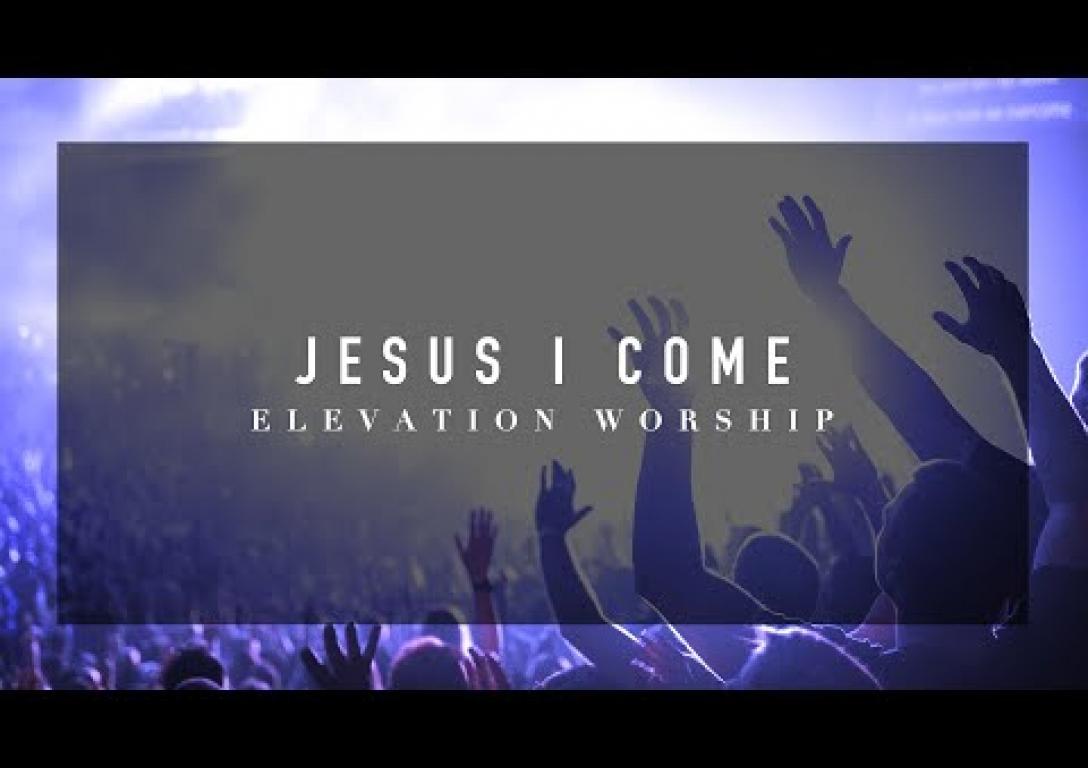 Jesus I Come Essential Worship
