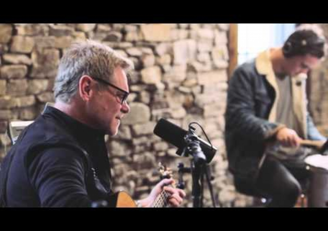 STEVEN CURTIS CHAPMAN - More Than Conquerors: Song Session