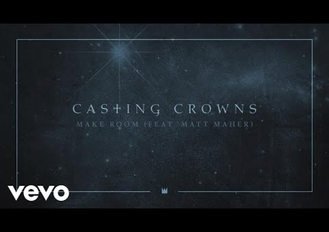 Casting Crowns - Make Room (feat. Matt Maher) [Audio] ft. Matt Maher