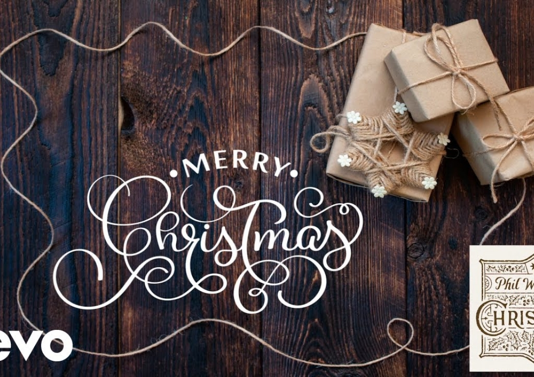 Phil Wickham - We Wish You (A Merry, Peaceful, Wonderful Christmas) (Official Audio)