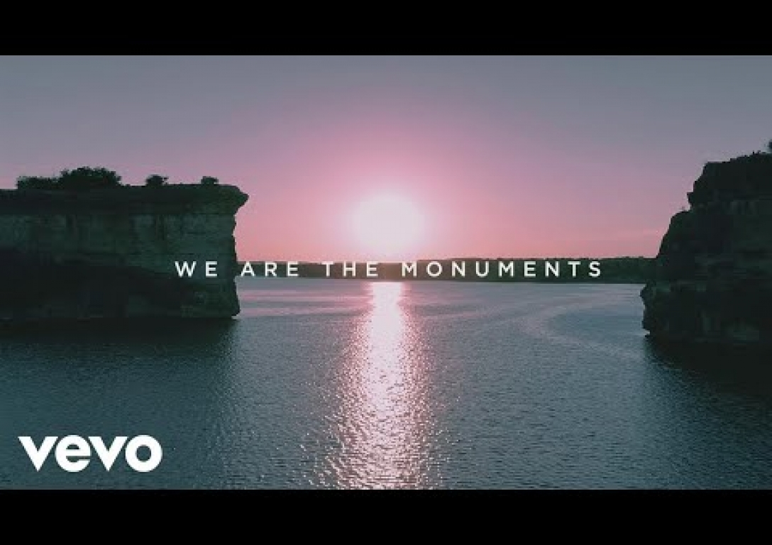 GATEWAY - Monuments (Official Lyric Video) ft. Mark Harris