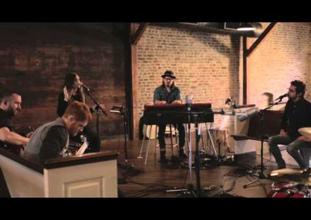 VERTICAL CHURCH BAND feat. Mia Fieldes - Spirit Of The Living God: Song Sessions