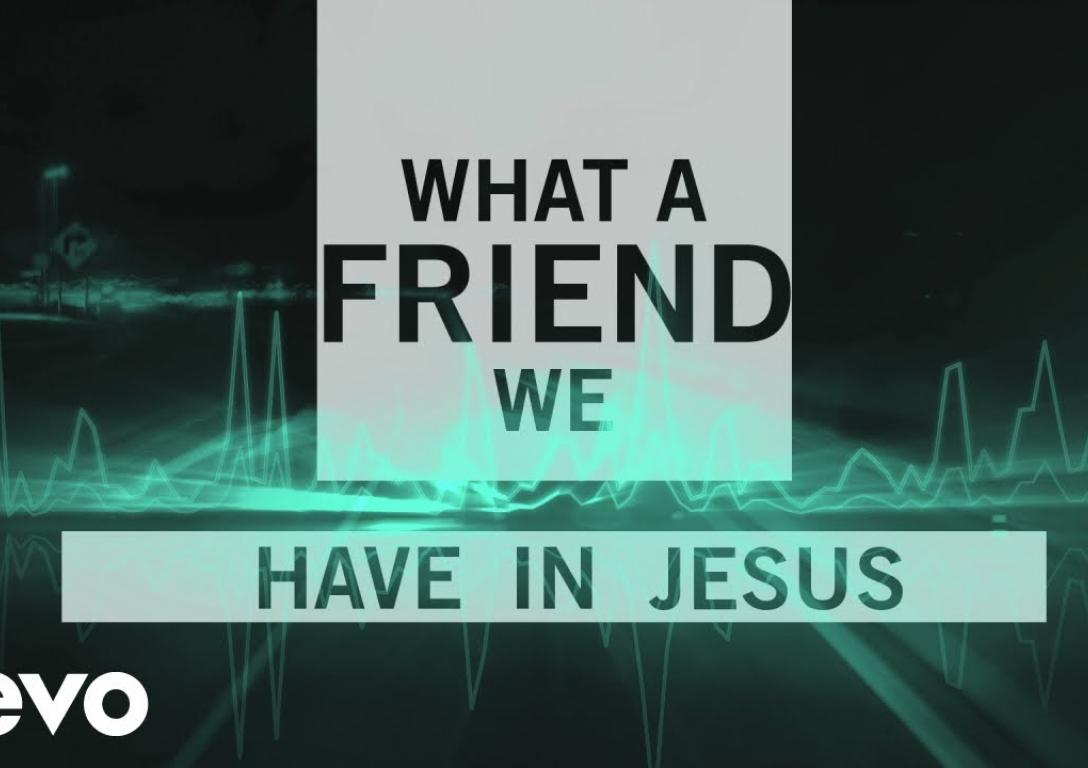 Matt Maher - What a Friend (Official Lyric Video)