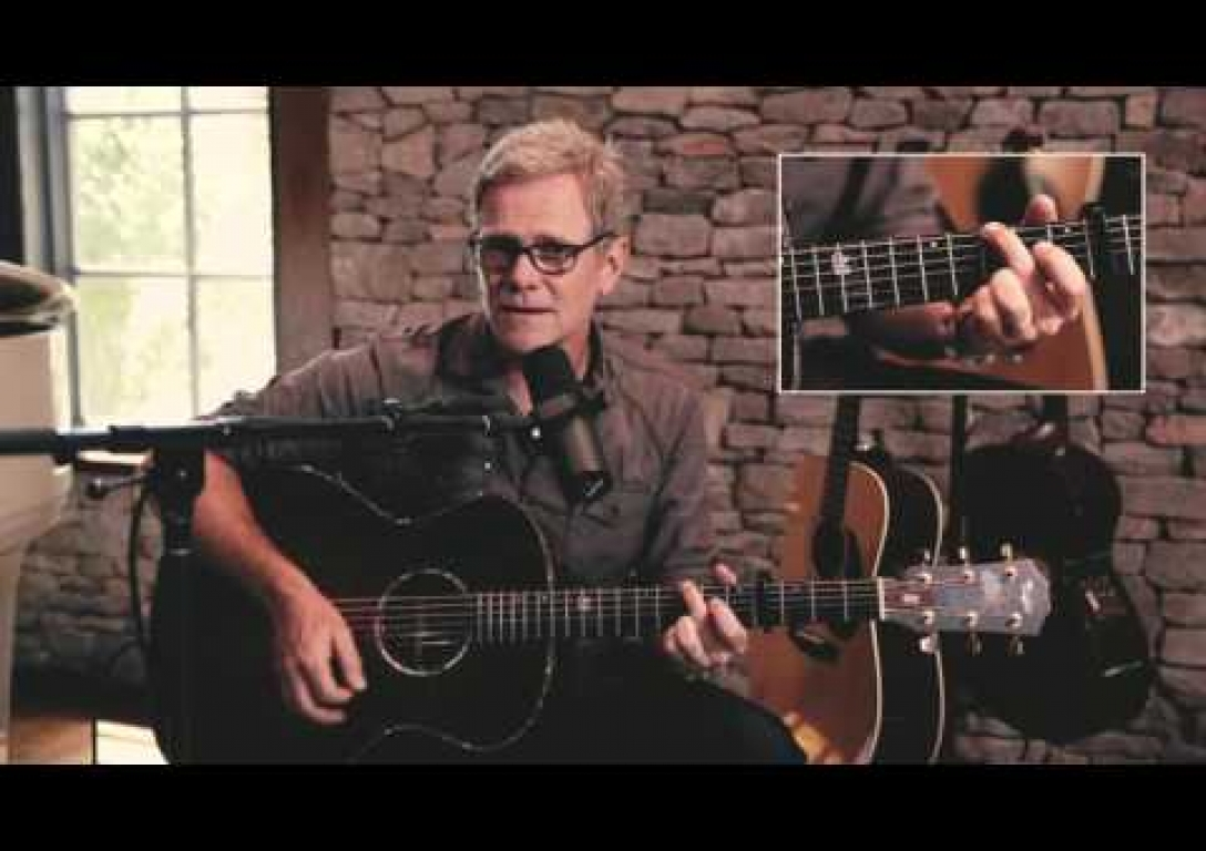 STEVEN CURTIS CHAPMAN - Who You Say We Are: Tutorial