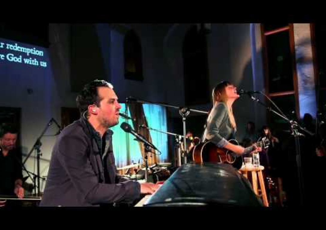 """All Sons & Daughters - """"God With Us"""" LIVE (OFFICIAL)"""