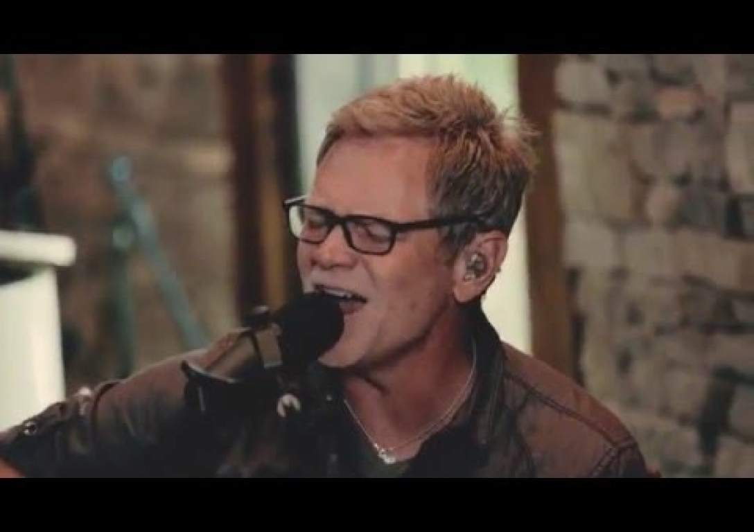 STEVEN CURTIS CHAPMAN - God of Forever: Song Session