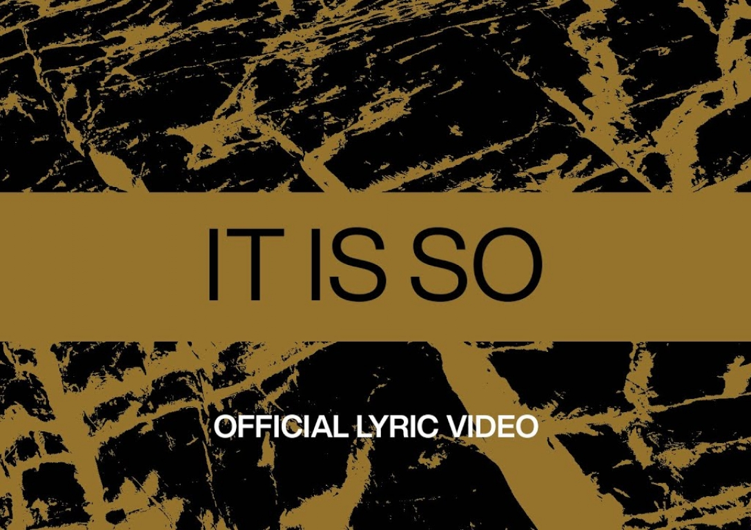 It Is So | Official Lyric Video | At Midnight | Elevation Worship