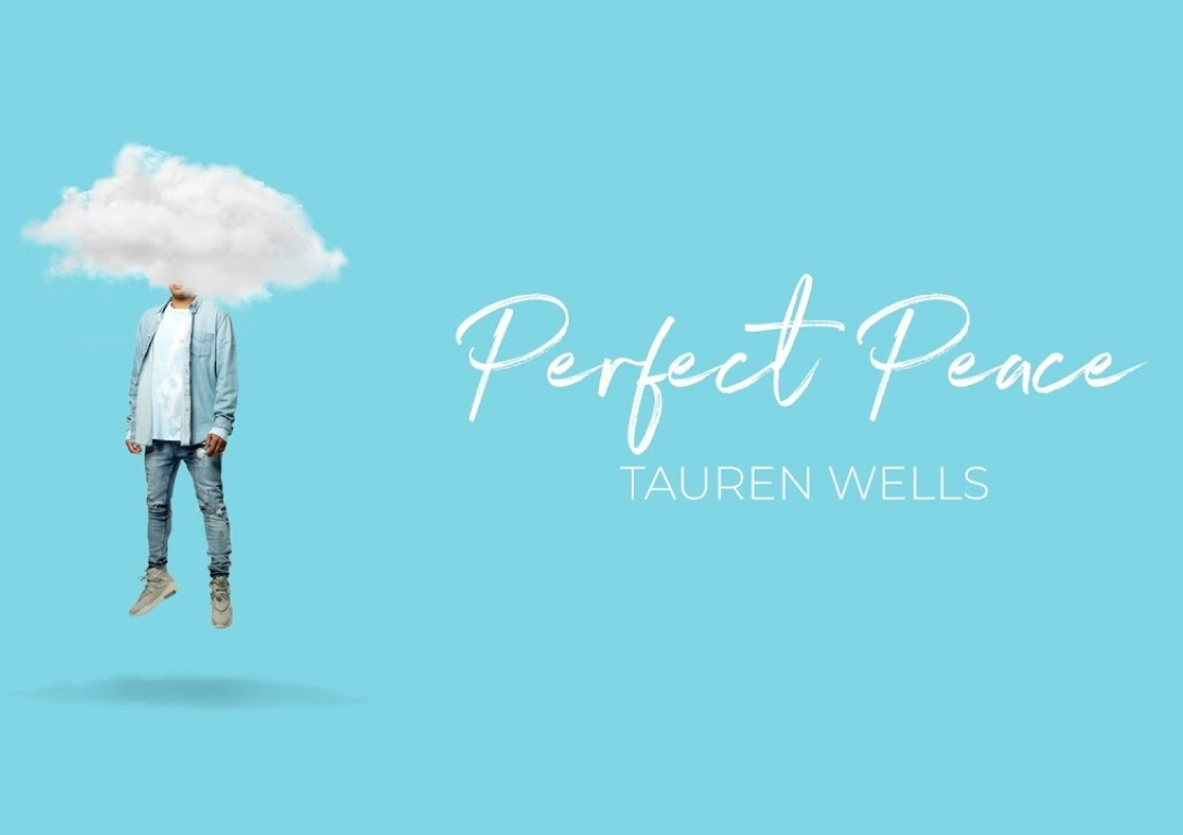 Tauren Wells - Perfect Peace (Visualizer)