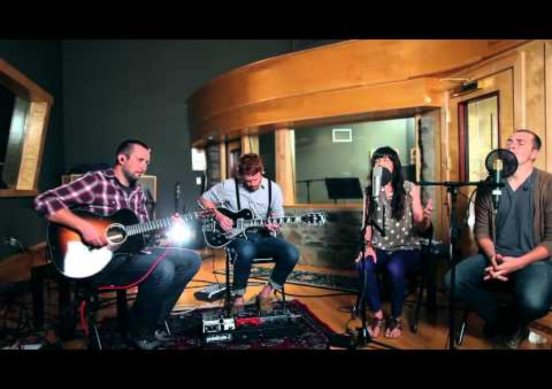 VERTICAL CHURCH BAND - All Glory: Song Sessions