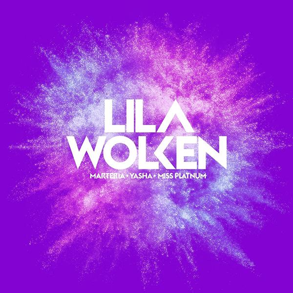 Lila Wolken (EP mit Yasha & Miss Platnum)