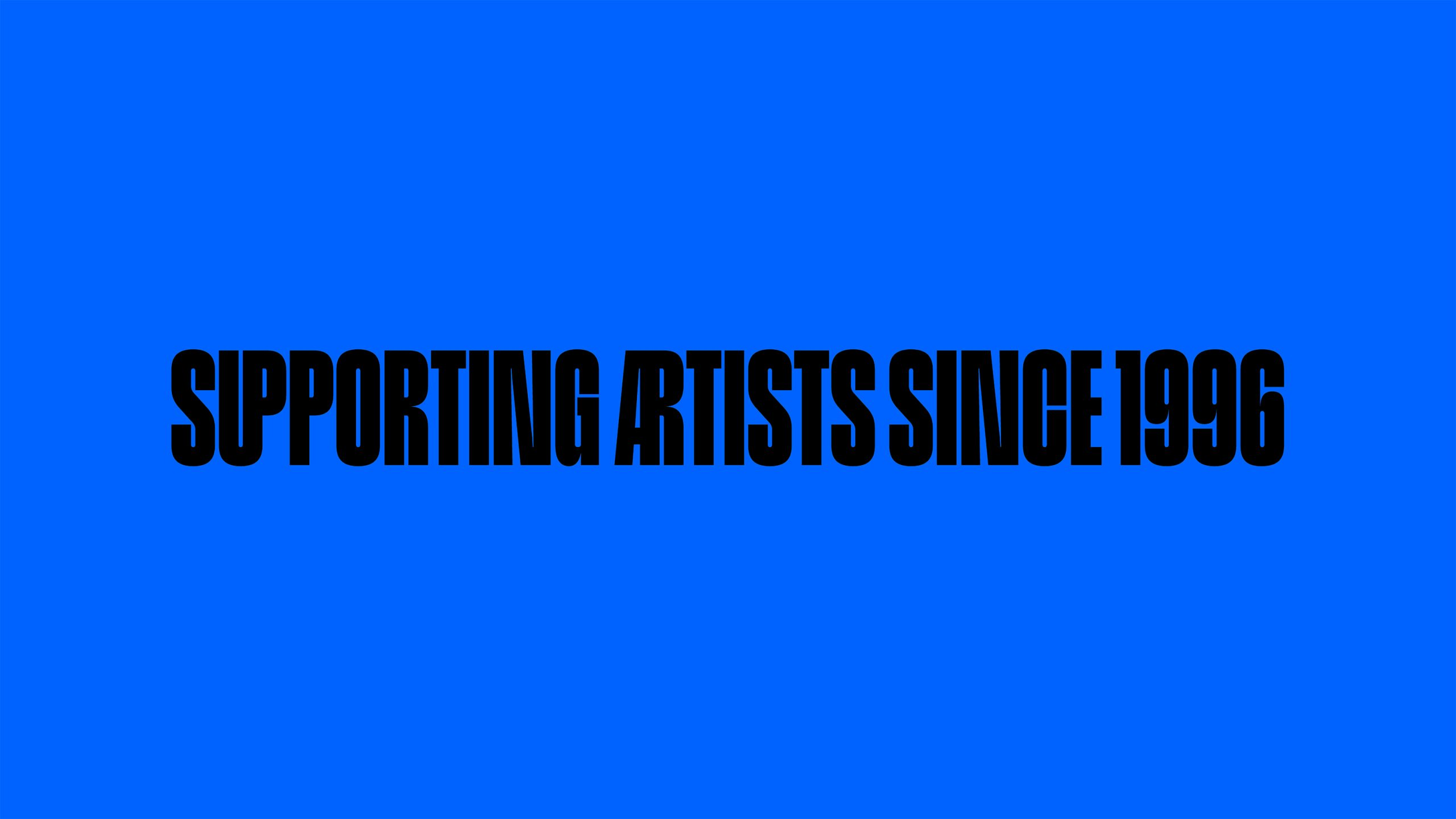 SupportingArtistsSince1996