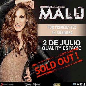 Malú-Córdoba