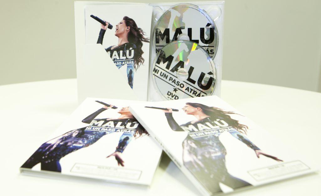 imagen pack Malú