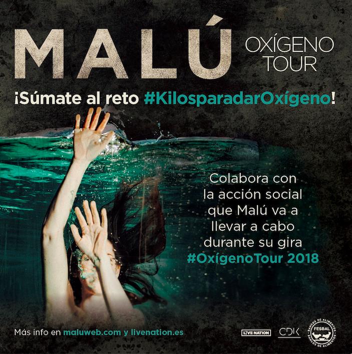 MAlú Oxígeno Solidario