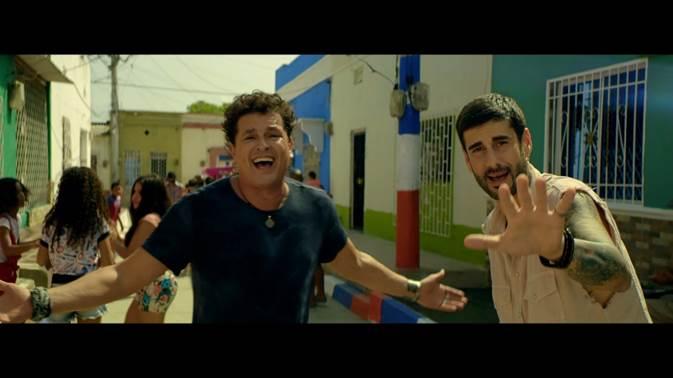 Ya puedes ver el videoclip El Arrepentido de Melendi y Carlos Vives