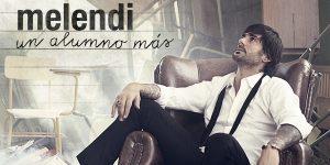 """Melendi - Álbum """"Un alumno más"""""""