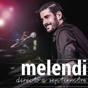 "Melendi alcanza el Disco de oro con ""Directo a Septiembre"""
