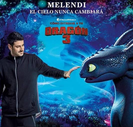 Melendi Dragón 3