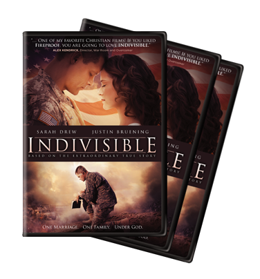Indivisible_DVD pack