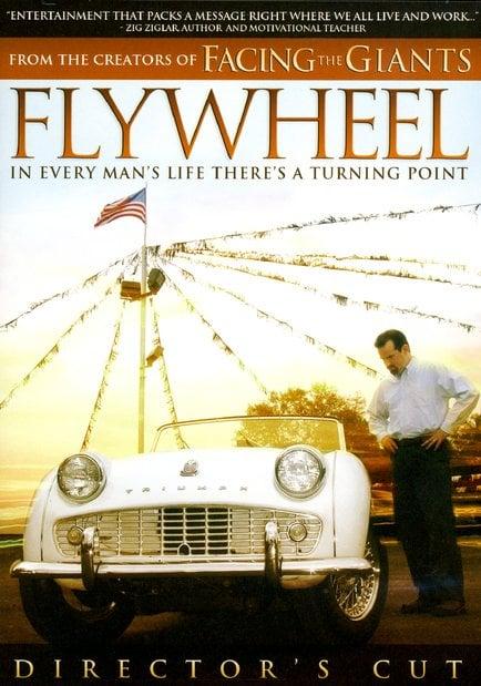 Flywheel cover