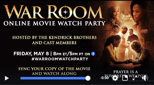War Room Watch Party