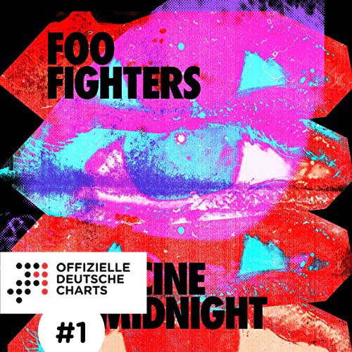 Foo Fighters Cover Eins c Sony Music