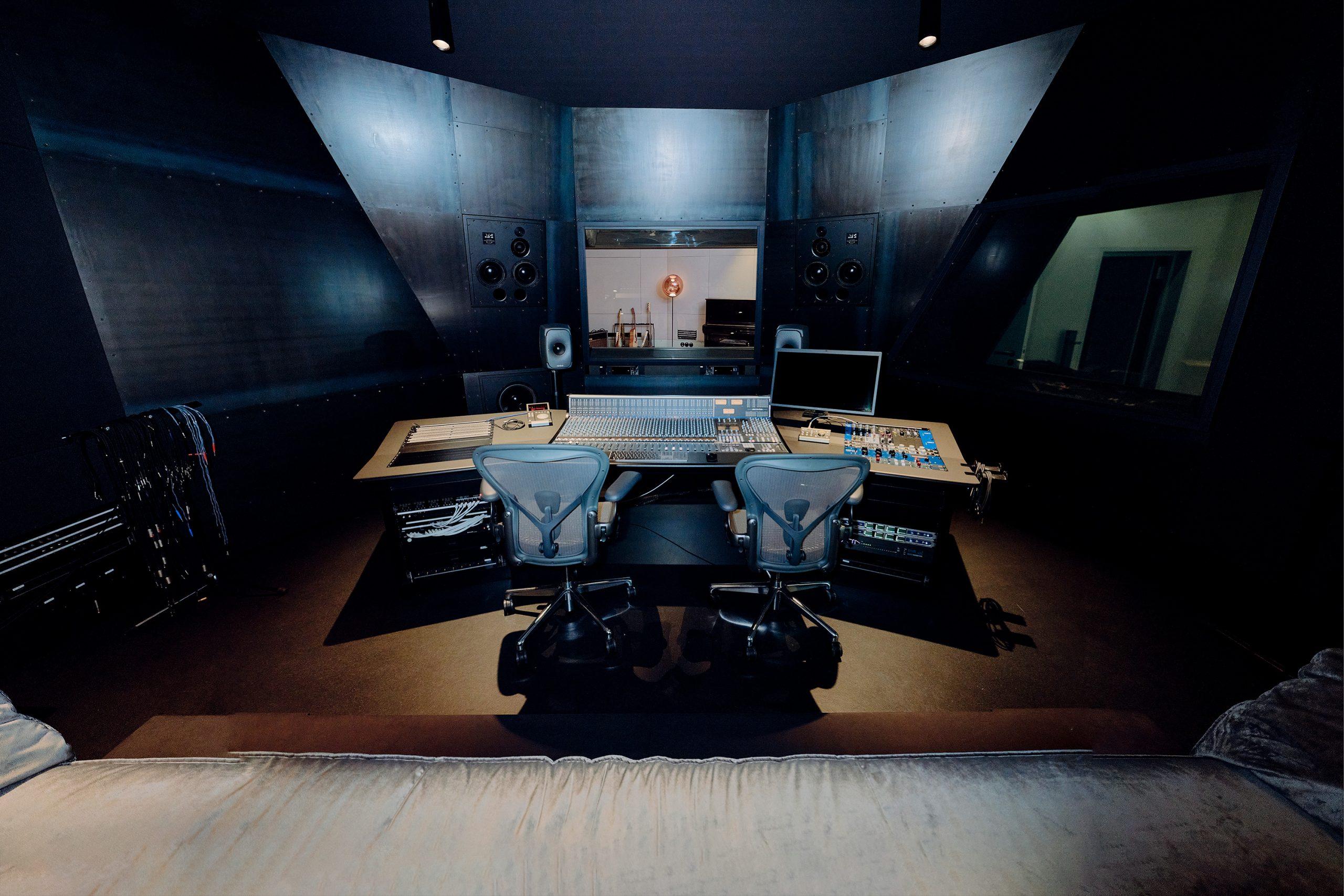 Sony Music eröffnet Circle Studios in Berlin
