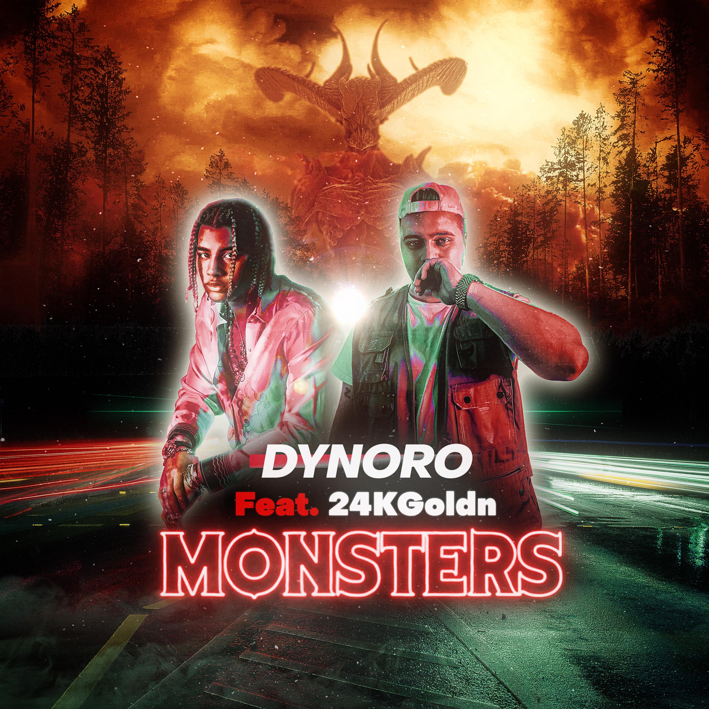 In 'Monsters' bringen Dynoro und 24kGoldn das Beste ihrer beiden Soundwelten zusammen.