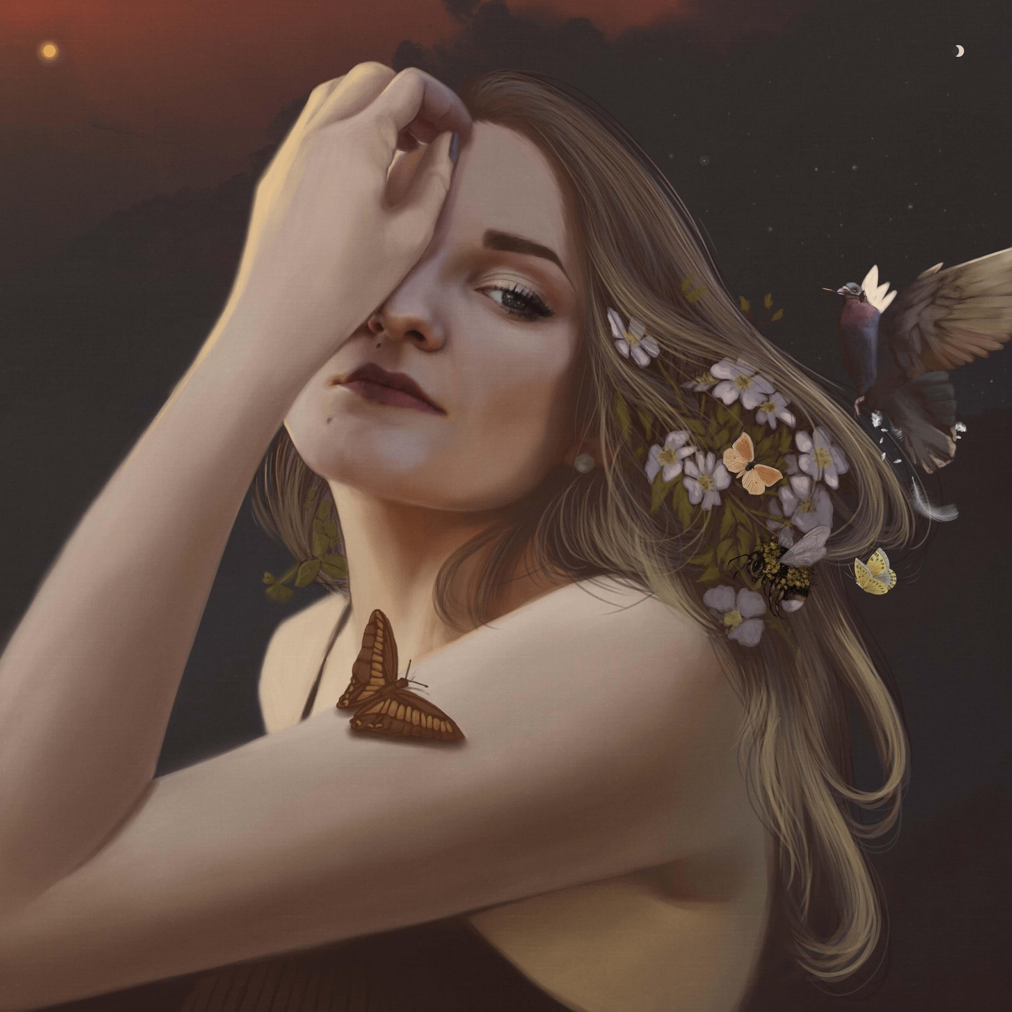 Revelle veröffentlicht 'erste liebe' – Nur mit dem Klavier, ihrer Stimme und Texten – Poesie pur!