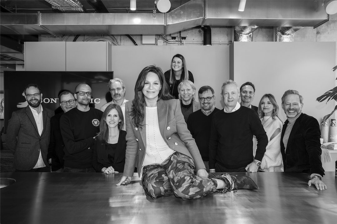 Andrea Berg und Sony Music bleiben Partner