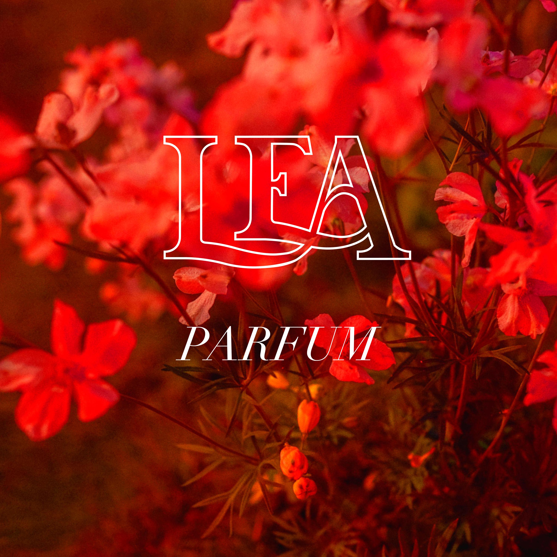 "LEA präsentiert ihre neue Single ""Parfum""."
